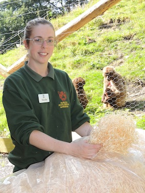 Wood Wool UK donate to Dudley Zoological Gardens!