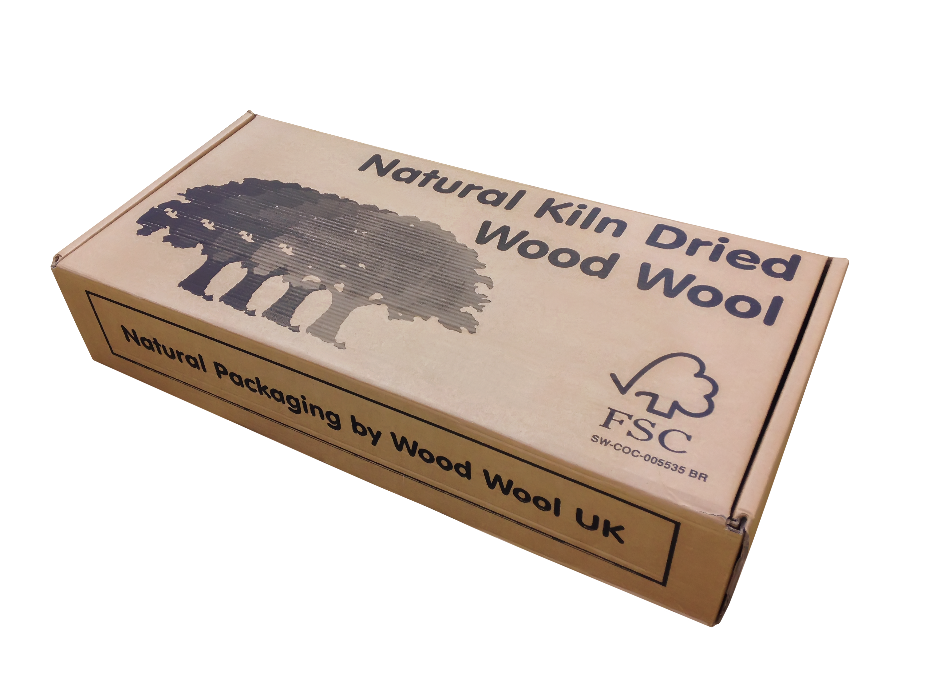 Wood Wool Boxes